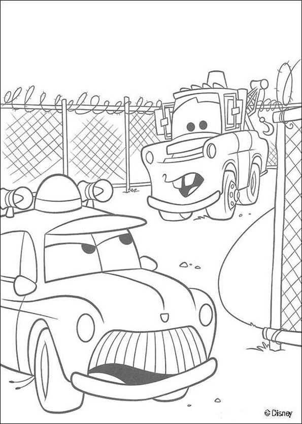 cars 3 ausmalen