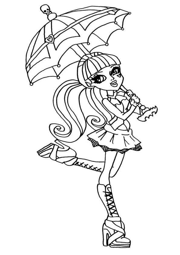 draculaura 8 von monster high