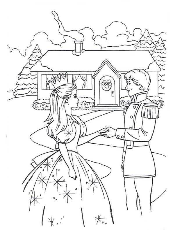 Barbie und der Prinz
