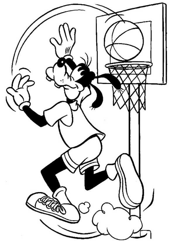 pluto und basket