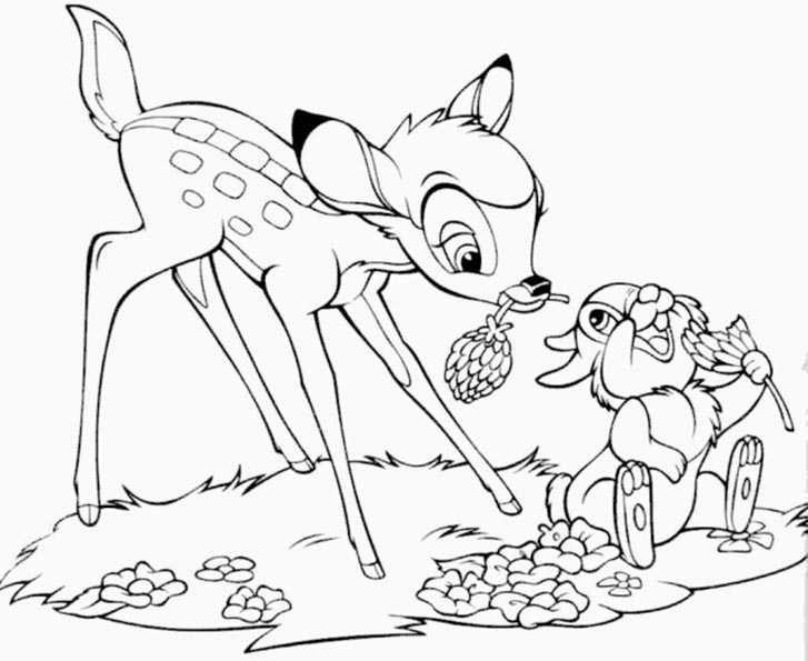 bambi und freund