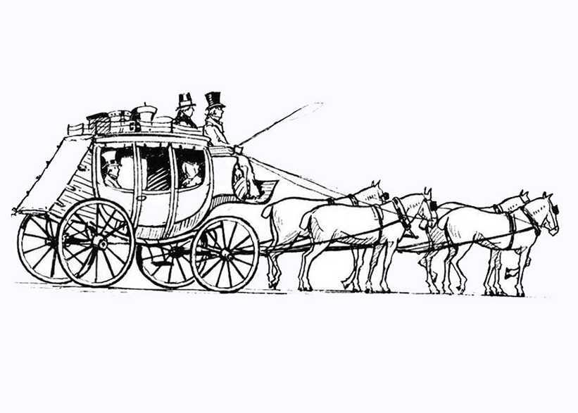 pferde und kutsche 6