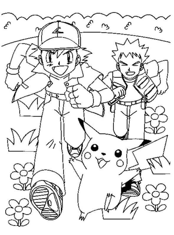 pokemon bilder ausmalen 2