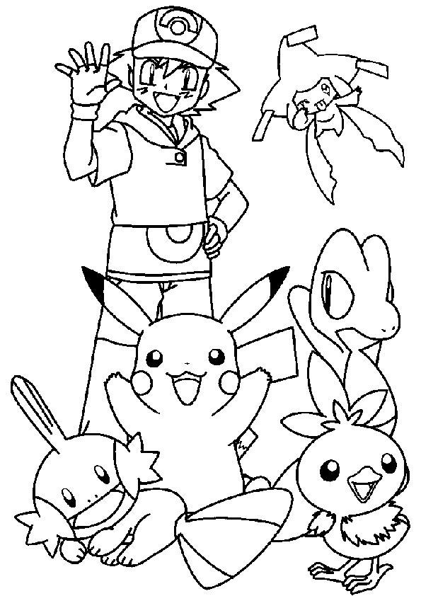 ash und pokemon