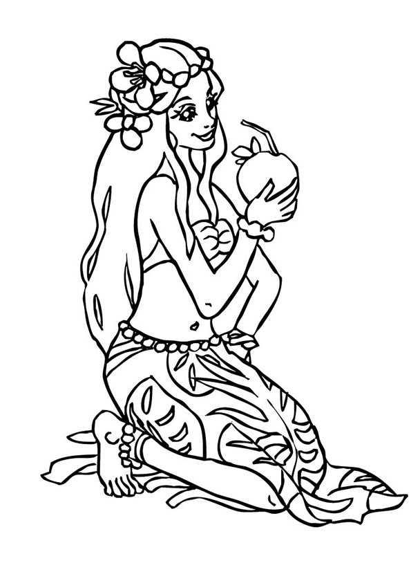 Prinzessin von Hawaii