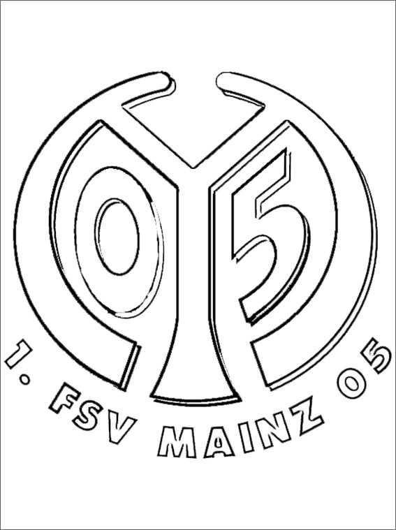 juventus turin logo zum ausmalen