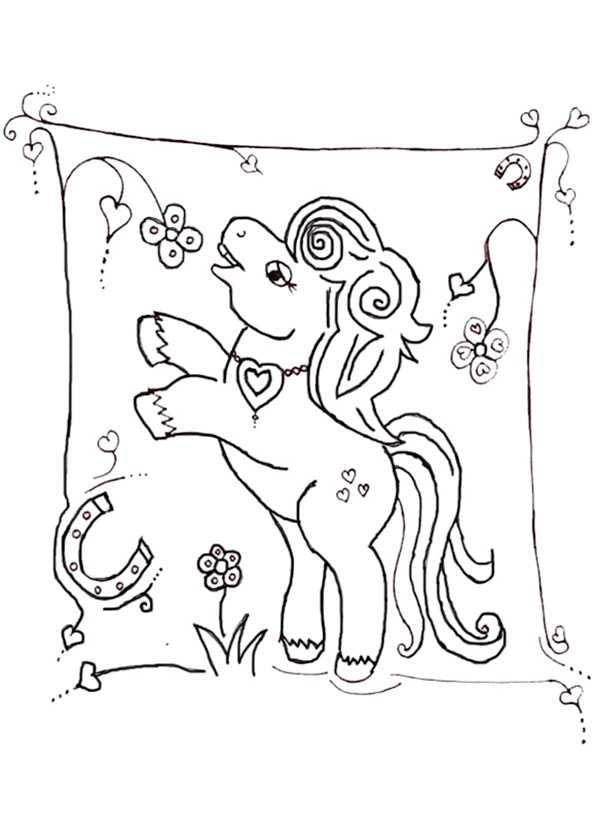 pferd filly 3