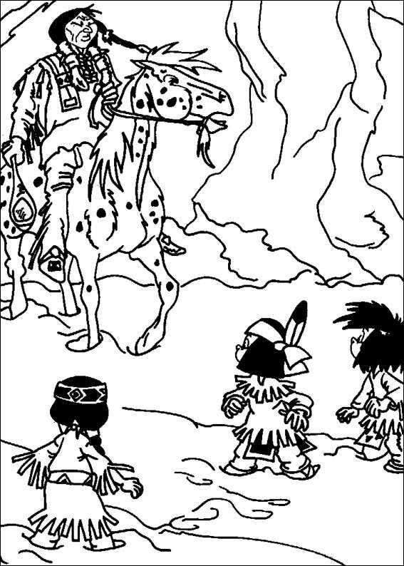 Yakari und das Reiten der große Chef