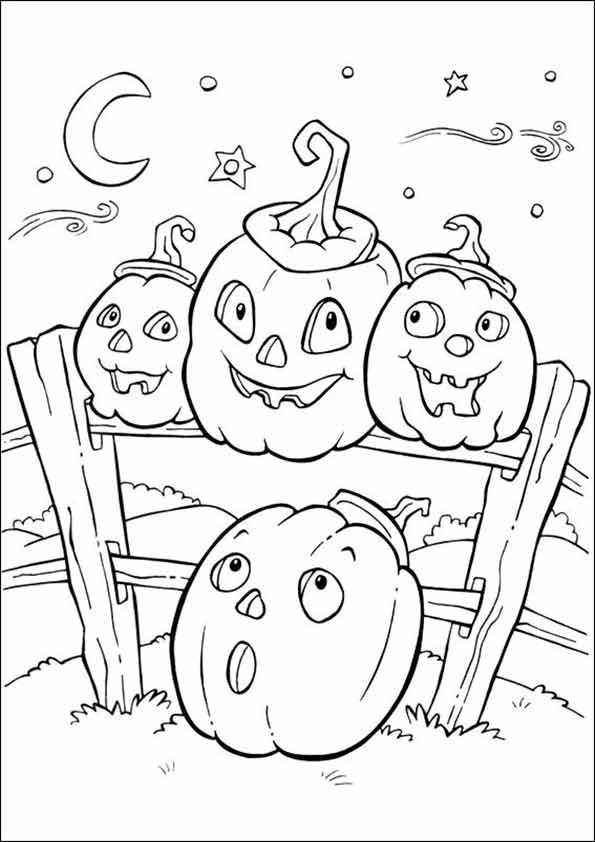 bilder 12 halloween zum ausmalen