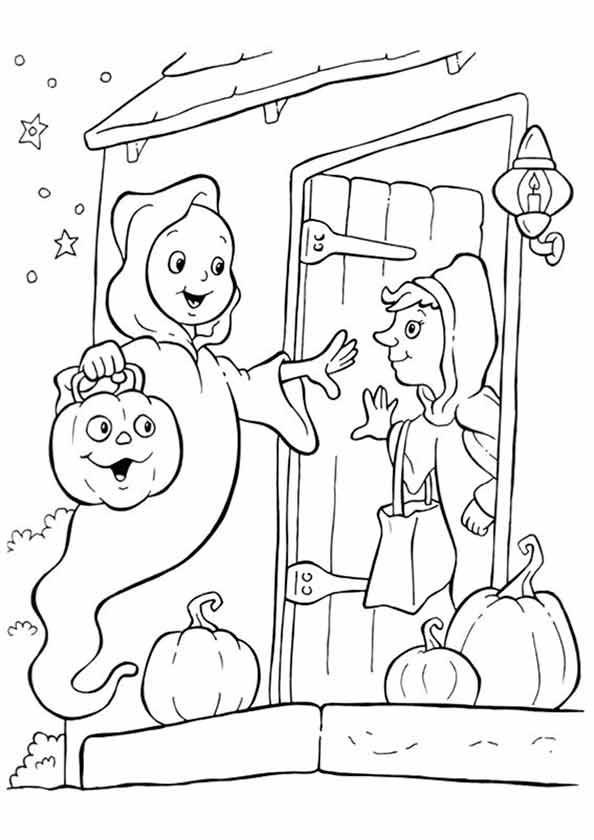 bilder 19 von halloween zum malen