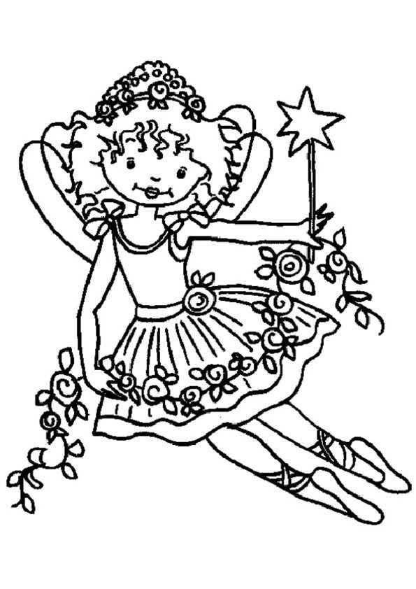 Lillifee ist Fairy