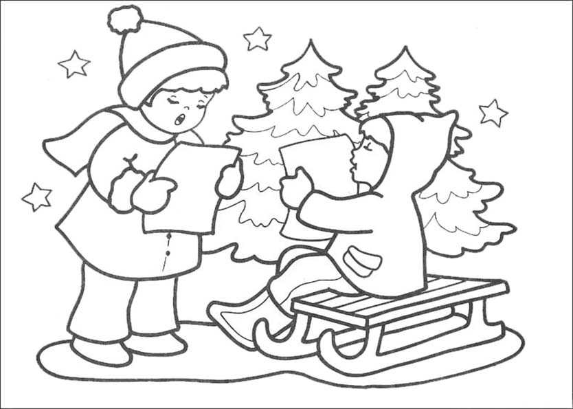 kinder singen weihnachtslieder. Black Bedroom Furniture Sets. Home Design Ideas