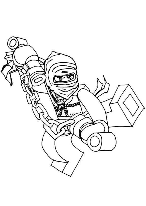 ninjago ausmalbilder 2