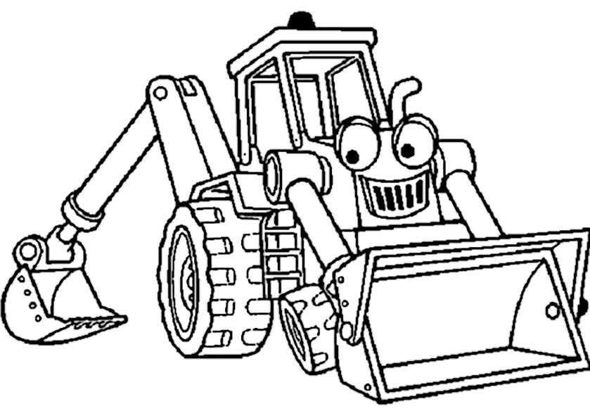 Ausmalbilder kostenlos Traktor 14  Ausmalbilder Kostenlos
