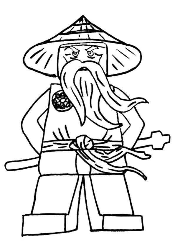 bilder 6 ninjago ausmalbilder