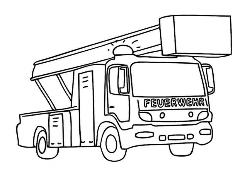 ausmalbilder kostenlos feuerwehr 2 ausmalbilder kostenlos. Black Bedroom Furniture Sets. Home Design Ideas