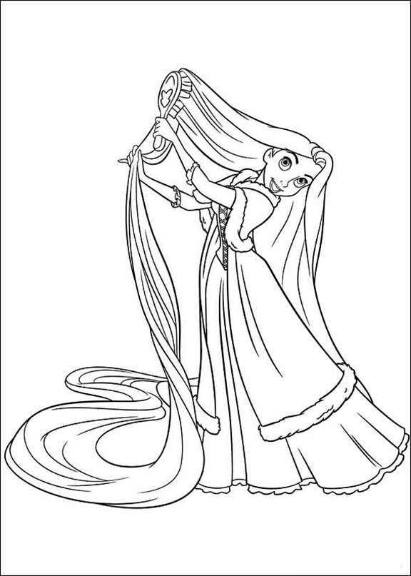 Ausgezeichnet Disney Princess Frei Druckbare Malvorlagen Fotos ...