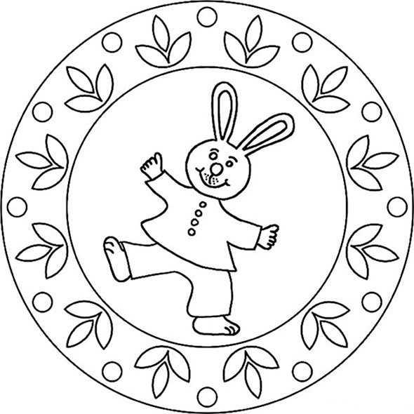 Ausmalbilder kostenlos Ostern 22 | Ausmalbilder Kostenlos