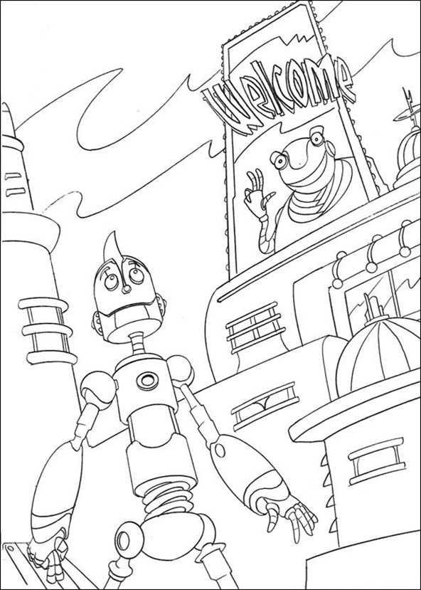 ausmalbilder roboter (14)