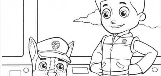 Ausmalbilder Paw Patrol (2)