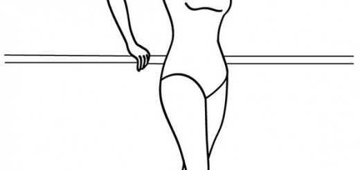 Ballett ausmalbilder (1)
