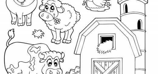 ausmalbilder Bauernhof (6)