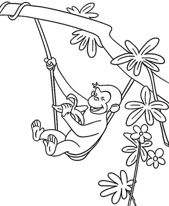 malvorlagen Affe (Bild 12)