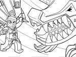 Ausmalbilder Ninjago 23
