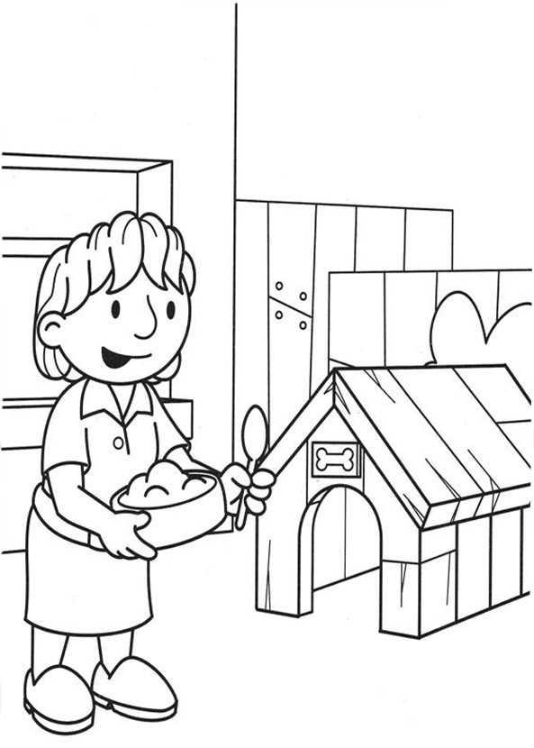 Bob der Baumeister zum ausmalen 18