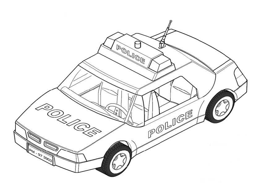 playmobil 1 | ausmalbilder kostenlos