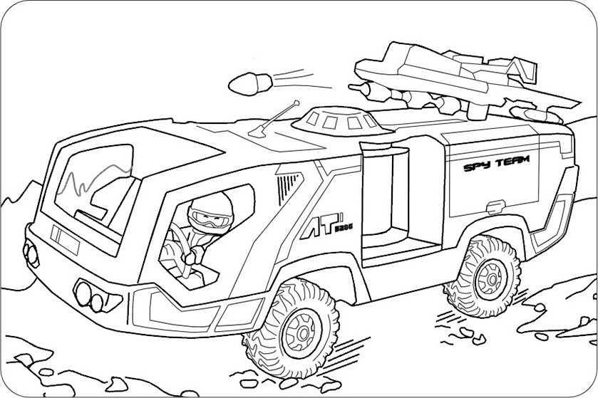 Playmobil 3 | Ausmalbilder Kostenlos