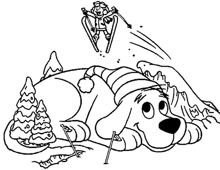 Ausmalbilder Weihnachten 54