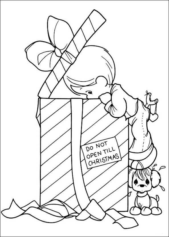 Ausmalbilder Weihnachten 57